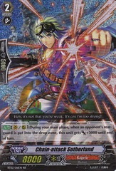 Chain-attack Sutherland - BT02/016EN - RR on Channel Fireball