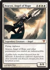 Avacyn, Angel of Hope - Foil on Ideal808
