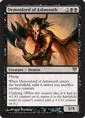 Demonlord of Ashmouth on Ideal808
