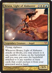 Bruna, Light of Alabaster on Channel Fireball