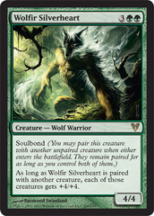 Wolfir Silverheart - Foil on Ideal808