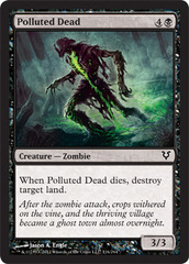 Polluted Dead