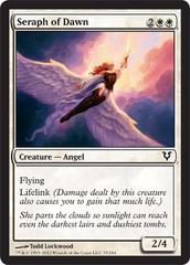 Seraph of Dawn - Foil