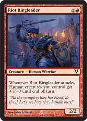 Riot Ringleader - Foil on Ideal808
