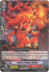 Flame of Hope, Aermo - TD02/009EN