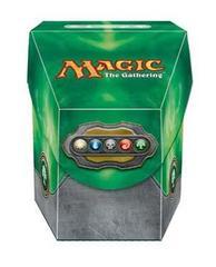 Pro Hex Commander Green Deck Box for Magic