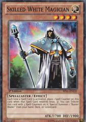 Skilled White Magician - BP01-EN131 - Starfoil Rare - 1st Edition on Channel Fireball