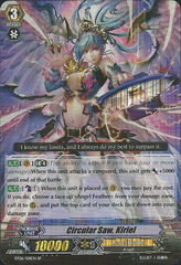 Circular Saw, Kiriel - BT06/S01EN - SP on Channel Fireball