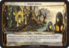 Orochi Colony on Channel Fireball