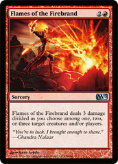 Flames of the Firebrand - Foil