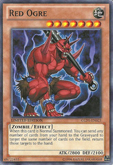 Red Ogre - GLD5-EN023 - Common - Limited Edition