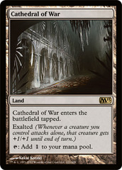Cathedral of War - Foil