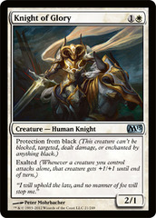 Knight of Glory - Foil