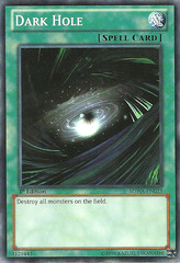 Dark Hole - SDWA-EN023 - Common - 1st Edition on Channel Fireball
