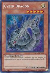 Cyber Dragon -RYMP-EN059 - Secret Rare - Unlimited Edition