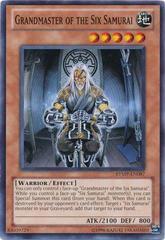 Grandmaster of the Six Samurai -RYMP-EN087 - Common - Unlimited Edition