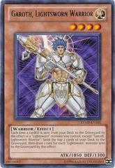 Garoth, Lightsworn Warrior - RYMP-EN101 - Rare - Unlimited Edition
