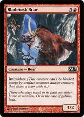 Bladetusk Boar - Foil on Ideal808