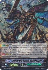 Martial Arts Mutant, Master Beetle - EB03/004EN - SP on Channel Fireball