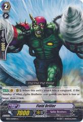 Field Driller - EB03/020EN - C on Channel Fireball