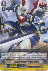 Falcon Knight of the Azure - EB03/036EN - C on Channel Fireball