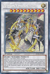 Vylon Omega - HA06-EN023 - Secret Rare - 1st Edition