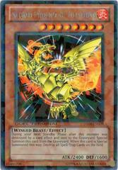 Sacred Phoenix of Nephthys - DT06-EN009 - Rare - Unlimited Edition