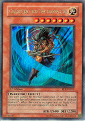 Gearfried the Swordmaster - FET-EN022 - Ultra Rare - 1st Edition