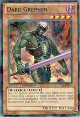 Dark Grepher - DT06-EN058 - Parallel Rare - Duel Terminal on Channel Fireball