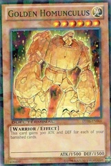 Golden Homunculus - DT06-EN066 - Parallel Rare - Duel Terminal on Channel Fireball