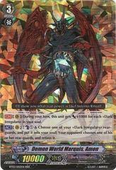 Demon World Marquis, Amon  - BT03/002EN - RRR