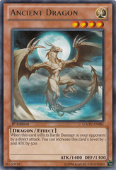 Ancient Dragon - GAOV-EN081 - Rare - Unlimited Edition