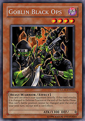 Goblin Black Ops - GLAS-EN030 - Rare - 1st Edition on Channel Fireball