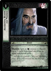 Abandoning Reason for Madness - Foil