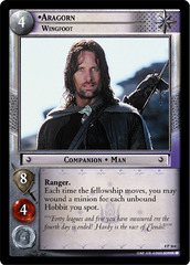 Aragorn Wingfoot - Foil
