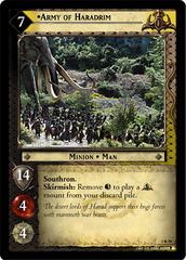Army of Haradrim - Foil