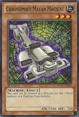 Chronomaly Mayan Machine - REDU-EN009 - Common - 1st Edition on Channel Fireball