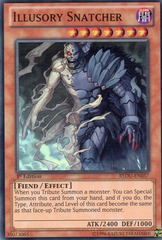Illusory Snatcher - REDU-EN037 - Super Rare - 1st Edition