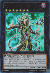 Hierophant of Prophecy - REDU-EN045 - Ultra Rare - 1st Edition
