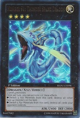 Number 91: Thunder Spark Dragon - REDU-EN098 - Ultra Rare - 1st Edition