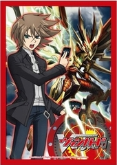 Cardfight! Vanguard Vol. 34 Toshiki Kai and Thunder Break Dragon Sleeves (53ct)