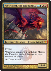 Niv-Mizzet, the Firemind on Channel Fireball