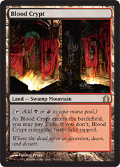 Blood Crypt on Channel Fireball