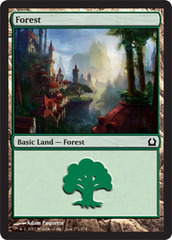 Forest (272) - Foil