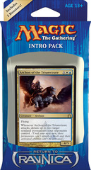 Return to Ravnica Intro Pack - Azorius Advance