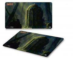 Return to Ravnica Overgrown Tomb Play Mat for Magic on Channel Fireball