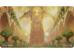Ultra Pro Return to Ravnica Playmat - Temple Garden on Channel Fireball