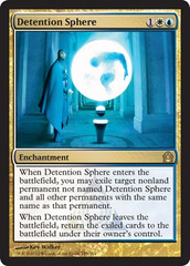 Detention Sphere - Foil on Channel Fireball