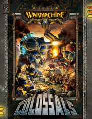 Warmachine: Colossals - Softcover