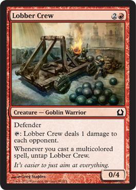 Lobber Crew